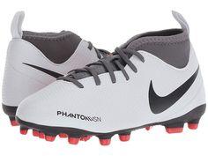 a874e1691e2 Nike Kids Jr. Phantom Vision Club DF MG Soccer (Toddler Little Kid Big Kid)