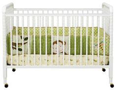 Davinci Jenny Lind Stationary Crib, White $169