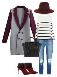 """""""Untitled #208"""" by styledbyafrica on Polyvore featuring WithChic, rag & bone, J Brand, Cardigan and MICHAEL Michael Kors"""
