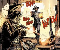 Fumetti Etruschi: Jonah Hex 27: Star Man (2008)   https://fumettietruschi.wordpress.com/2015/05/25/jonah-hex-27-star-man-2008/  #western #comic #comics #westerncomic #JonahHex #weirdwest