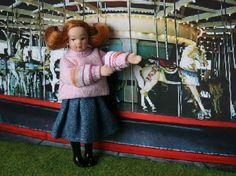 8. Wholesale Dolls House Amy PD137