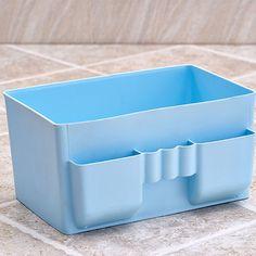 Plastic Office Desktop Storage Boxes Makeup Organizer Storage Box makeup organizer u6705
