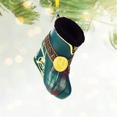 Disney Pixar Brave Merida Shoe Ornament (as of Disney Heels, Disney Princess Shoes, Princess Merida, Disney Shoe Ornaments, Disney Christmas Decorations, Xmas Ornaments, Brave Merida, Disney Pixar, Brave Disney