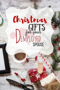 Is your loved one deployed for the holiday season? Use this guide to send some special holiday cheer, as well as tasty treats, christmasy decorations, and special presents!