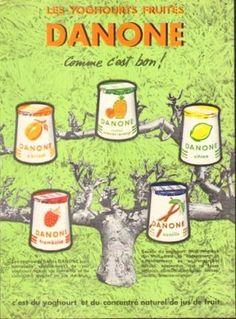 Affiche publicitaire - Alimentation