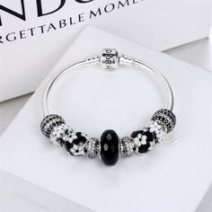 Pandora Bracelet With Charms Discount Prices for You. New Collection Genuine Pandora Shop. Pandora Bracelet Charms, Pandora Jewelry, Pandora Beads, Jewelry Logo, Modern Jewelry, Fine Jewelry, Jewelry Art, Jewelry Ideas, Cheap Pandora