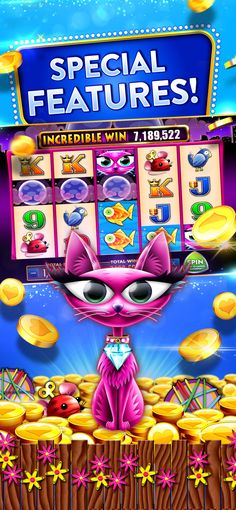 Heart of Vegas – Slots Casino on the App Store Heart Of Vegas Slots, Free Casino Slot Games, Vegas Casino, App Store, Banner Design, Coins, The Incredibles, Rooms