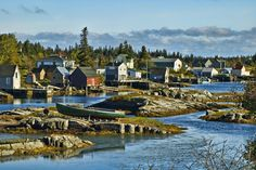 Lunenburg, Nova Scotia, Canada (UNESCO site)