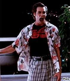 my gif gif Jim Carrey transparent transparent gif Ace Ventura ace ventura pet detective gifs:aceventurapd Funny Happy Birthday Gif, Happy Birthday Steve, Today Is My Birthday, Birthday Songs, Birthday Gifs, Gif Funny Images, Funny Pictures, Funny Gifs, Hommes Au Style Country