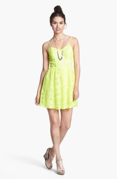 neon lace dress Get 5% cash back: http://www.studentrate.com/lakeforest/get-lakeforest-student-deals/Nordstrom-Student-Discounts--/0