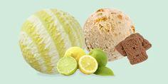 Kevään herkulliset irtojäätelöuutuudet Kaneli-Keksi ja Mascarpone-Lemon-Lime, alk. 2,90 €, Spice Ice, E-taso.