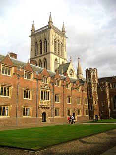 St John's College by Baz Richardson, via Flickr