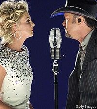 Faith Hill and Tim McGraw - It's your love.......country wedding song :)