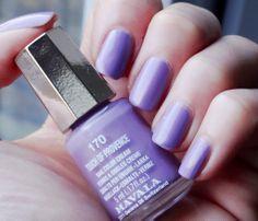 Mavala Lilac nail polish