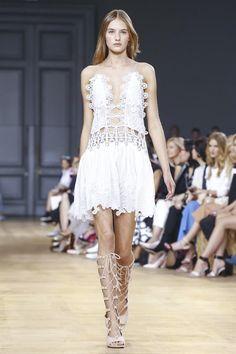 Chloé Ready To Wear Spring Summer 2015 Paris