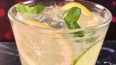 Citrus Basil Mojito Recipe | The Chew - ABC.com