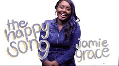 Jamie Grace - The Happy Song (Official Lyric Video) - YouTube