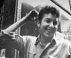7- Bob Dylan smile