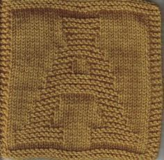 Knit alphabet squares, A to Z - good for a baby blanket. No charts, just written instructions.