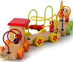 Fine 23 Best Bead Maze Images Baby Toys Woodworking Toys Baby Games Wiring Cloud Peadfoxcilixyz