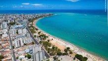 5 lugares Brasil