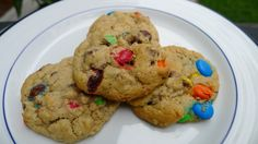 cowboy cookies - yum!