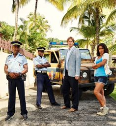 Death in Paradise - Dwayne is still my favourite