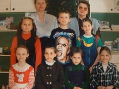 Be careful how you dress your kids. (via Russian Life)