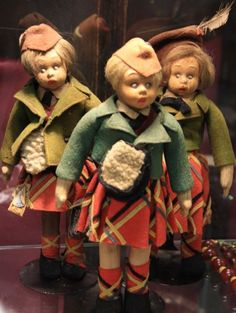 Original Lenci Dolls with Tags! (SOLD)