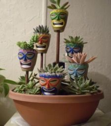Oh wee Tiki Gods of Succulent fun - how I adore thee!