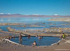 Termas de Polques Hot Springs - Bolivia