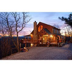 Worth a road trip to the Blue Ridge Mountains to stay here for the week!