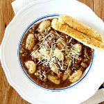 Italian Sausage Gnocchi Soup Recipe | The 36th AVENUE