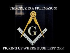 TED CRUZ IS A FREEMASON - YouTube 14:35 Feb 9, 2016 ... ... Ted cruz-Picking up where Bush left off. ... ... (I by passed all the print, but WOW, what a little liar, I'm shocked!)
