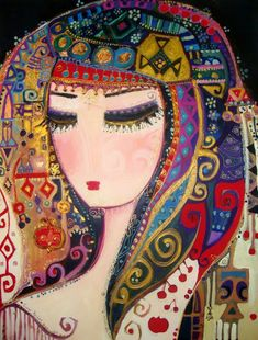 Canan Berber Art ~ Turkey