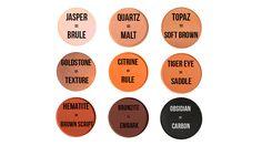Kylie Cosmetics - Dupes da paleta The Bronze Palette
