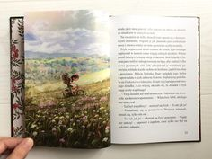 Spellbinding #book #illustrations for Niezłe ziółko by Emilia Dziubak