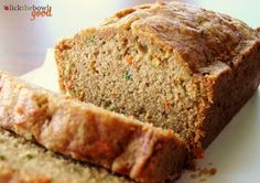 Carrot Zuchinni bread - Looks like my recipe but with carrots too. Must try
