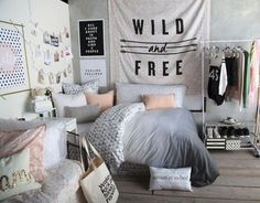 Impressive 125+ Most Inspirational Teen Girl Bedroom You Need To Know https://decoor.net/125-most-inspirational-teen-girl-bedroom-you-need-to-know-5741/