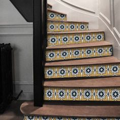 Best Stair Riser Stickers Removable Stair Riser Tile Decals 400 x 300