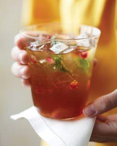 Rosh Hashanah Recipe: Pomegranate Coolers