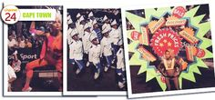 The streets of Cape Town came alive at the weekend at the seventh annual Cape Town Carnival.