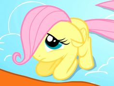 Diabetes Filly Fluttershy (Animated)