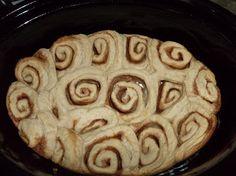 Love & Life & Learning: Crock Pot Gourmet: Cinnamon Rolls