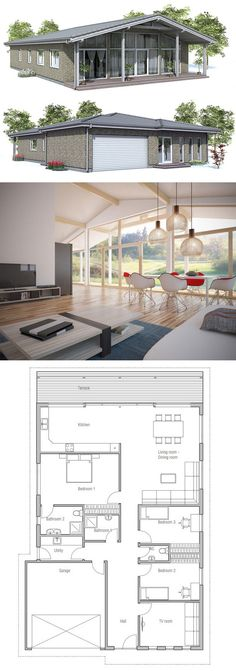 plan de maison