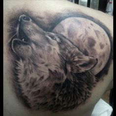 Wolf Tattoo Meanings | iTattooDesigns.com