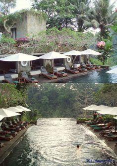 Maya Ubud swimmingpool  source: 30smagazine.wordpress.com  Guus: Have swimmed there in 2007, very nice resort.
