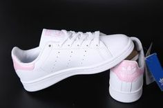 Acheter chaussure adidas stan smith rose femme pas cher