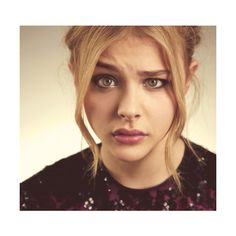 Tumblr ❤ liked on Polyvore featuring chloe moretz, chloe grace moretz, people, chloe and girls