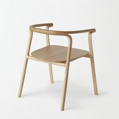Splinter Chair by Nendo